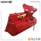 Rsbm dois cilindros da caçamba de classificação de Inclinação para a venda da escavadeira