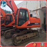 Heures de travail faible pelle excavatrice Dh machines220-7 Doosan