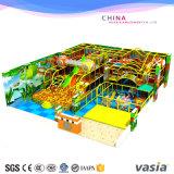 Segurança comercial e divertido Kids playground coberto preços de equipamento