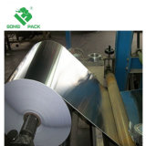 Cinta de reparación de la lámina de aluminio de HVAC