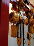 5 тонн двухскоростной электрическая цепная таль