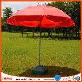 Parapluie coloré d'ombre de Sun de plage d'impression