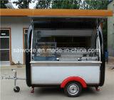 Carro móvel do alimento para a venda
