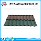 Klassischer Qualitätgalvalume-Stahlstein-überzogene Stahldach-Fliese