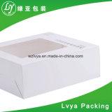 Rectángulo de empaquetado acanalado fruta del cartón del embalaje de la buena calidad
