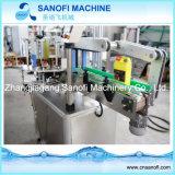 Máquina de etiquetas autoadesiva lateral dobro automática