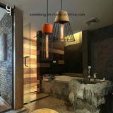 De Lamp van de Tegenhanger van de Kroonluchter van de Verlichting van de Zaal van het diner met Cement