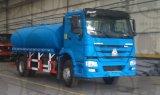 Sinotruk HOWO 4X2 10の000L燃料のタンク車