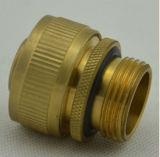 CNC металла поворачивая изготовление высокой латуни OEM