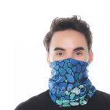 人の首のウォーマーの多機能のヘッドスカーフのデジタル印刷のよい空気透磁率(YH-HS277)
