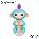De nieuwe Interactieve Apen van de Baby van de Jonge vissen van het Stuk speelgoed van het Jonge geitje van de Vinger Gelukkige (xh-FL-001)