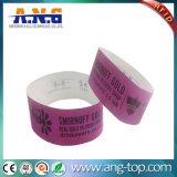 Festival Used Disposable Tyvek Paper Wristband