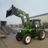 Haute qualité TZ02D-TZ16D 15-180HP certificat CE chargement frontal du tracteur avec la norme ISO pour la vente