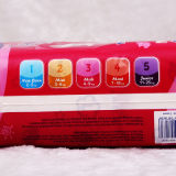 Amostra grátis superfície aerada Qualidade Private Label descartáveis fraldas para bebé