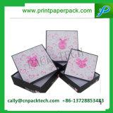L'impression personnalisée Carboard papier d'emballage Boîte de chocolat
