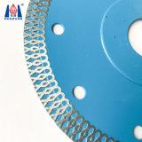 Diamante de malha de lâmina de corte de ladrilhos de cerâmica para rebarbadoras