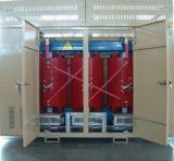 Transformateur d'alimentation sec dévolteur de 3 phases