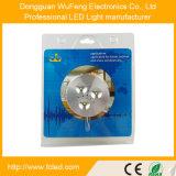 Indicatore luminoso di soffitto dell'indicatore luminoso del Governo di Downlight LED del riflettore del LED