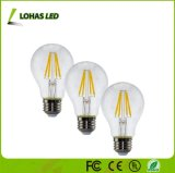 Regulable Non-Dimmable/E27 6W con Ce/UL/RoHS Lámparas LED LUZ