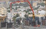 De vloer Vaste Concrete Plaatsende Boom van de Placer
