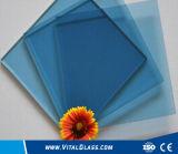 Dunkelheit/Ford-blaues Glas/Tined Floatglas/reflektierendes Glas mit Cer