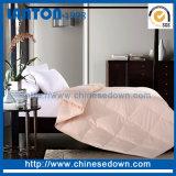 Do ganso Comforter morno super para baixo para/Home branco/cinzento/cinzento/hotel/hospital