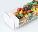 中国の各国用の標準の低いMOQプラスチックTransprantペットキャンデーの瓶