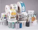Multifuncional automática máquina de impresión de etiqueta en blanco