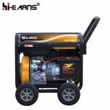 Tipo de frame aberto refrigerado a ar jogo de gerador Diesel (DG11000E3)