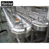 La industria alimentaria Hairise Fabricante de transportador de correa en Shanghai China