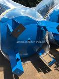 receptor de alta presión del tanque del aire 1.0m3/16bar para el compresor de aire