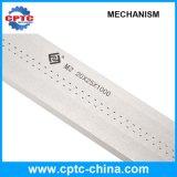 Сделано в комплектах механизма реечной передачи изготовленный на заказ нержавеющей стали Китая малых
