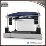 Gewölbter Stadiums-Binder gebogener Dach-Aluminiumbinder