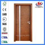 Zusammengesetzte Innenküche-preiswerte feste Furnier-Blatttüren (JHK-FC05)