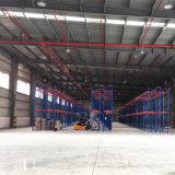 Grande étagère lourde de crémaillère de mémoire d'entrepôt pour la vente