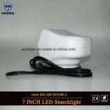 il proiettore di telecomando LED di 7inch 50W 360 gradi ruota e ruota e dall'indicatore luminoso del lavoro del riflettore per il camion l'indicatore luminoso di azionamento marino del crogiolo di strada SUV
