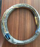 4-48 de kernen maken Singlemode Koord van het Flard van de Optische Vezel waterdicht