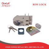機密保護ロック夜ラッチのジミーの証拠のデッドロックの縁のドアロック