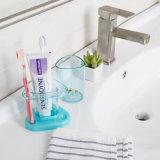 O banheiro de 6221 triângulos 2 partes ajustou-se, suporte do Toothbrush & caneca do dente