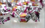 Toque duplo de alta velocidade Candy máquina de embalagem