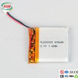 安定した品質Pl503030 400mAh 3.7V 1.48whのリチウムイオン電池