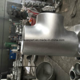 De hoge druk Gelaste Montage van de Pijp van Buttweld van het Roestvrij staal