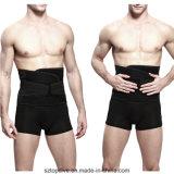 Correia mais magro da cintura elástica material do engranzamento do exercício do exercício da alta qualidade
