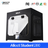 Горячее касание сбывания Inker280 франтовское крупноразмерное и принтер технологии 3D Fdm размера печатание