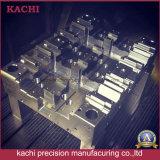 Peça fazendo à máquina do CNC da elevada precisão com alumínio