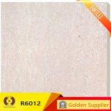 Faire dans le plancher composé de porcelaine de tuiles de marbre de la Chine (L614)