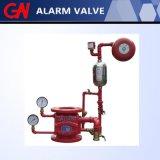 Válvula de verificação molhada do alarme da alta qualidade