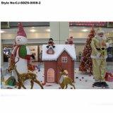 La última gran casa Merry Christmas Tree y Torse