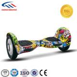 China barata Hoverboard de 2 ruedas de 10 pulgadas con la estabilidad de la batería
