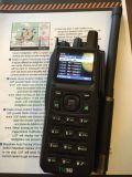 Trunking P25 u. herkömmlicher Handradiolautsprecherempfänger-Lieferant VHF-P25